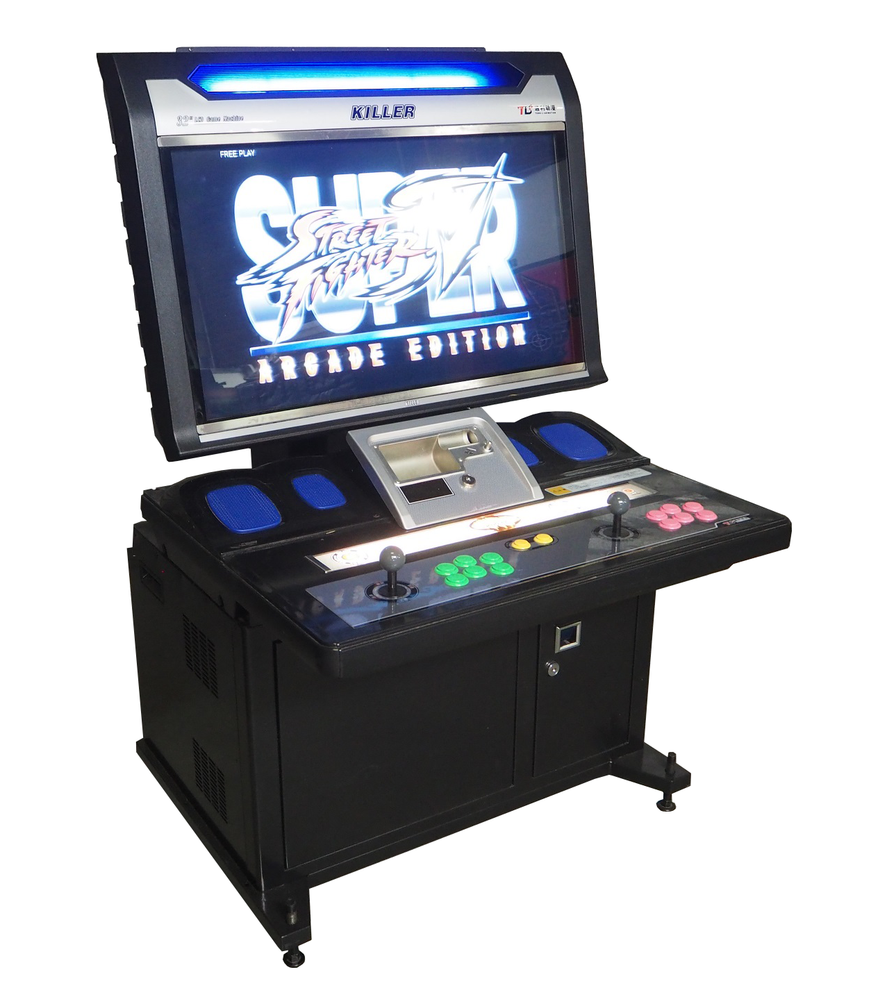 Super Street Fighter 4 (hire). Home · Hire Our Machines · Arcade Machines; Super Street Fighter 4 ...  sc 1 st  Kids Just Wanna Have Fun & Super Street Fighter 4 (hire) - Perth Western Australia - Kids Just ...