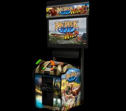 Big Buck HD Wild (hire)