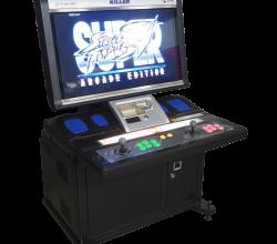 Super Street Fighter 4 (hire)